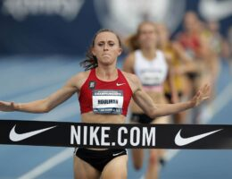 Track Star Hit With Multi-Year Ban a Week Before Olympic Trials, Claims She's Innocent