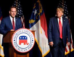 Trump Endorses North Carolina Senate Hopeful Rep. Ted Budd
