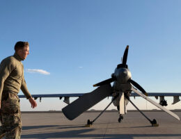 Two U.S. drones fired at Iraqi troops Middle East News