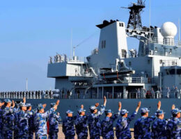 U.K. Is A Major Arms Supplier To China
