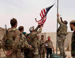 U.S. Cancels NATO Flag-Lowering Ceremony In Afghanistan
