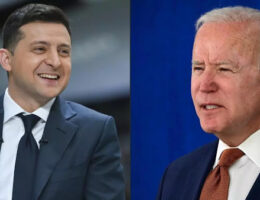 Ukraine Backtracks It Statement That Says President Biden Is Backing Kiev's NATO Membership Plan