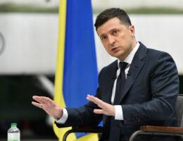 Ukrainian President Zelensky Says The Unification of Russia & Belarus Would Put 'Serious Pressure' On Ukraine