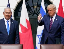 US Hopes for More Abraham Deals in Embrace of a Trump Policy