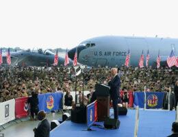 US President Biden Arrives In UK On 1st Foreign Trip As President