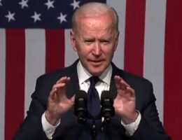 WATCH: Biden Absurdly Claims 'White Supremacy' is Bigger Terrorism Threat Than ISIS or Al Qaeda