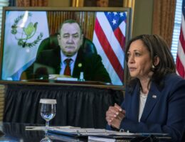 WATCH: Guatemalan President Points the Finger Even More at Biden/Harris in New Interview