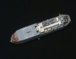 Whare Are Two Iranian Warships In The Atlantic Ocean Heading?