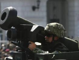 White House Freezes Ukraine Military Package