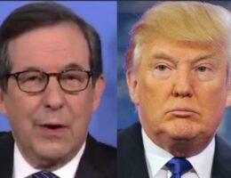 'Why Does Fox News Keep Chris Wallace?' Trump Blasts 'Almost Radical Left' Fox News Host