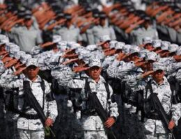 Why Mexico's National Guard Remains Vastly Unqualified