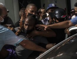 1 Dead, 140 Detained, Reporter Arrested on Live TV as Cuban Government Cracks Down on Freedom Protests