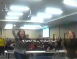 11 Anti-Mask Protesters Charged For Disrupting Utah School Board Meeting Face Fines, Jail Time