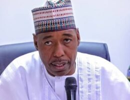 2023: Zulum, northern group make case for South-East, Middle Belt presidency