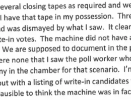 A.U.D.I.T. of Elections: Michigan Needs a Forensic Audit Bigly