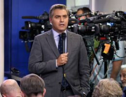 Acosta Takes a Swipe at Trump but Outs CNN's Own Desperation Instead