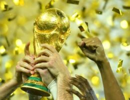 Africa backs two-yearly World Cup despite biennial Nations Cup