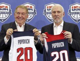 After Domestic Activism, USA Men's Basketball Shamed on the International Stage