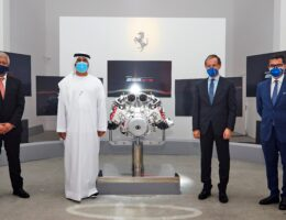 Al Tayer Motors Is Middle East's First Dealer To Launch The Ferrari 296 GTB