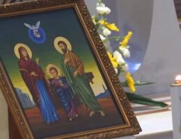 ASIA/MIDDLE EAST - The Icon of the Holy Family begins its pilgrimage among the hopes and afflictions of the peoples of the Middle East