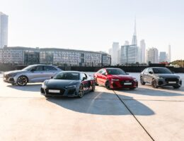 Audi Middle East Milestone: Record Half Year Results For 2021