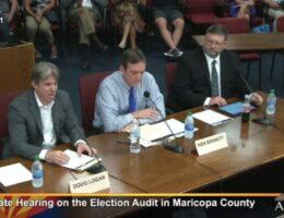 AZ SENATE HEARING: Live Blog of the Audit Hearing (VIDEO)