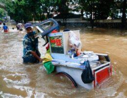 Better flood management can save Jakarta