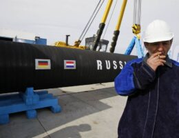 Biden's OK Now With Putin's New Pipeline to Europe, but Not the Keystone for Americans