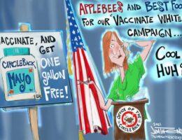 Biden's Vaccine Rollout: It's Not Our Fault You Suck as a Salesman