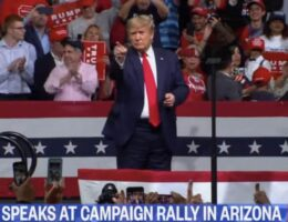 """Breaking: President Trump to Attend """"Rally to Protect Our Elections"""" on July 24th in Phoenix, Arizona"""