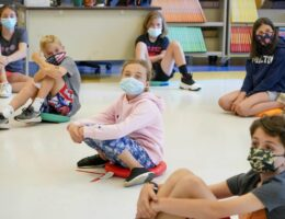 California Parents Start Petition to End Absurd School Mask Mandates