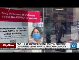CDC Says US In 'Another Pivotal Moment' As Delta Variant Drives Surges In Covid-19 Cases