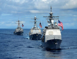 Chief Of U.S. Naval Operations Says He Needs To Now Slash The Fleet To Prepare For The Fleet Emerging In 2025