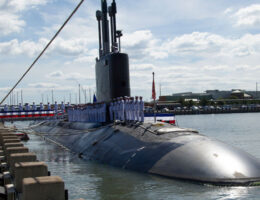 China Has A Long Way To Go Before It Can Track U.S. Attack Submarines