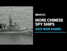China Sends Two Spy Ships To Observe Major US-Australia Naval Exercises