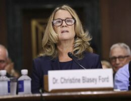 Christine Blasey Ford's Lawyers Release a Statement as Democrats Decide to Freak on Brett Kavanaugh Again