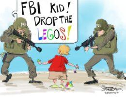CODE RED COMICS: Drop the Legos, or We'll Blast Ya!