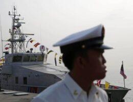 Countering terrorism on Malaysia's borders