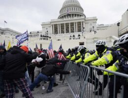 Covering Themselves in Glory -- Media Salivates Over the 6 Month 'Anniversary' of Capitol Riot