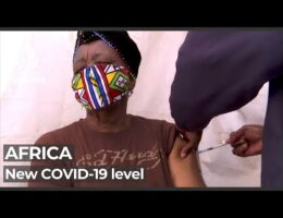Covid-19 Pandemic Is Now Surging Across Africa