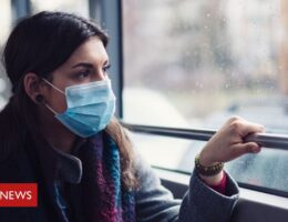 Covid: What happens when people no longer have to wear masks?