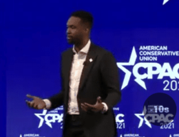 CPAC: Lawrence B. Jones Calls for the GOP to Engage With Black America