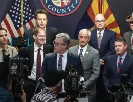 "Crooked Arizona Secretary of State Katie Hobbs Pushed ""Virtual Voter Registration"" by Telephone"