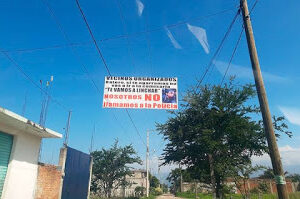 Cuautla, Morelos: Neighbors Drive Away Criminals With Tarpaulins