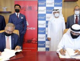 DP World, Petrochem Middle East sign 30-year lease agreement