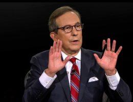 EPIC! President Trump Slams Horrible FOX News Hack Chris Wallace During FOX News Interview (VIDEO)