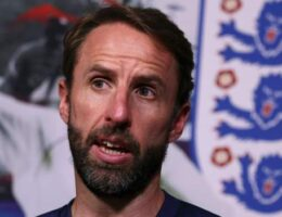 Fans can inspire us against Italy, says Southgate