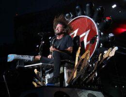 Foo Fighters Suffer a COVID Flub