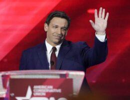 God and Guns; Ron DeSantis Just Secured Both Voting Blocs