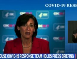 """Here We Go: CDC Director Rochelle Walensky Warns of """"Pandemic of the Unvaccinated"""" (VIDEO)"""